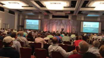 Florida Citrus Industry Annual Conference 2016 crowd