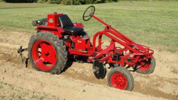 Oggun tractor