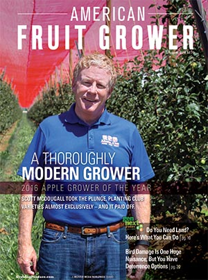 American Fruit Grower and Western Fruit Grower August 2016