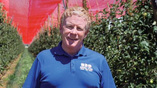 A Thoroughly Modern Farmer Takes Apple Grower Of The Year Honor