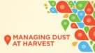 Managing Dust video image - Almond Board of California