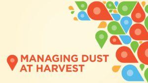 Videos Focus On Minimizing Almond Harvest Dust