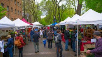 Portland Farmers Market free use FEATURE