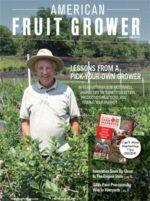 American Fruit Grower September 2016 cover