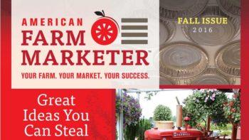 American Farm Marketer Fall 2016 FEATURE