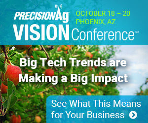 Precision Ag Vision Conference logo