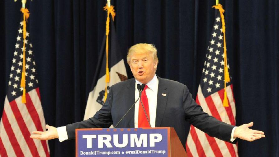 2016 Donald Trump in Iowa (Photo Credit: Trump for President Campaign)