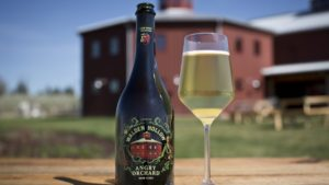 Angry Orchard Debuts Cider Made From New York Apples