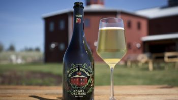 Walden Hollow Angry Orchard hard cider