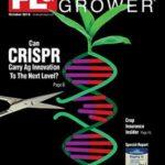 Oct. 2016 Florida Grower magazine cover