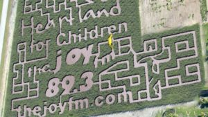 Kids Up For Adoption Get A Boost From Heartland Maze
