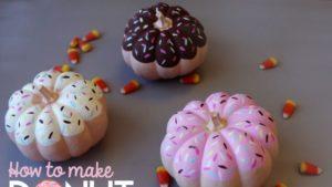 8 Pumpkin Decorating Ideas Seen On Pinterest