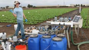 Pump And Fertilize: How To Factor Irrigation Water Into Nitrogen Budgets