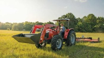 Massey Ferguson 4700 Global Series