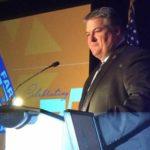 Brant Schirard accepts Florida Farm Bureau VP nomination at the organization's 75th Annual Meeting