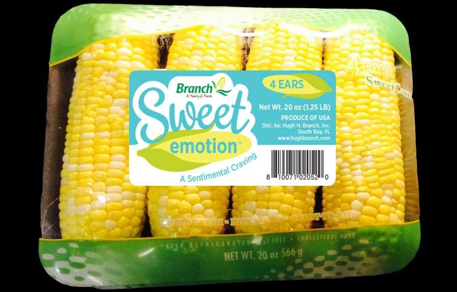Sweet Emotion sweet corn