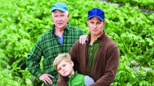 American Agriculture Is Aging — So Now What?