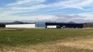 The Tri-Histil facility is located in North Carolina. Photo credit: Tri-Histil