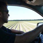 Alan Jones takes a ride around Jones Potato Farm