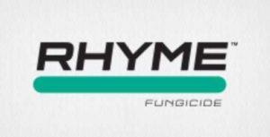 Rhyme fungicide logo