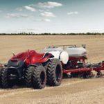 Case IH autonomus tractor