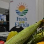 Fresh From Florida booth at 2017 Florida Citrus Show
