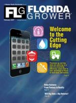 Feb. 2017 Florida Grower magazine cover