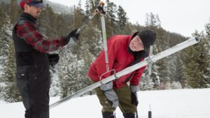 California Snowpack Below Average – For Now