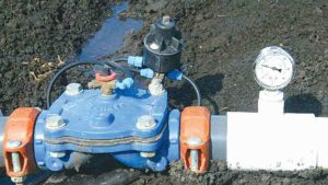 Use Water Pressure to Get More from Your Drip Systems