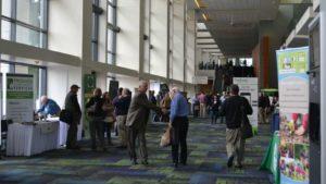 2017 Southeast Regional Fruit & Vegetable Conference lobby