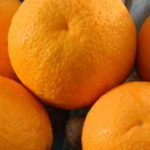 'Gold nugget' seedless tangerine