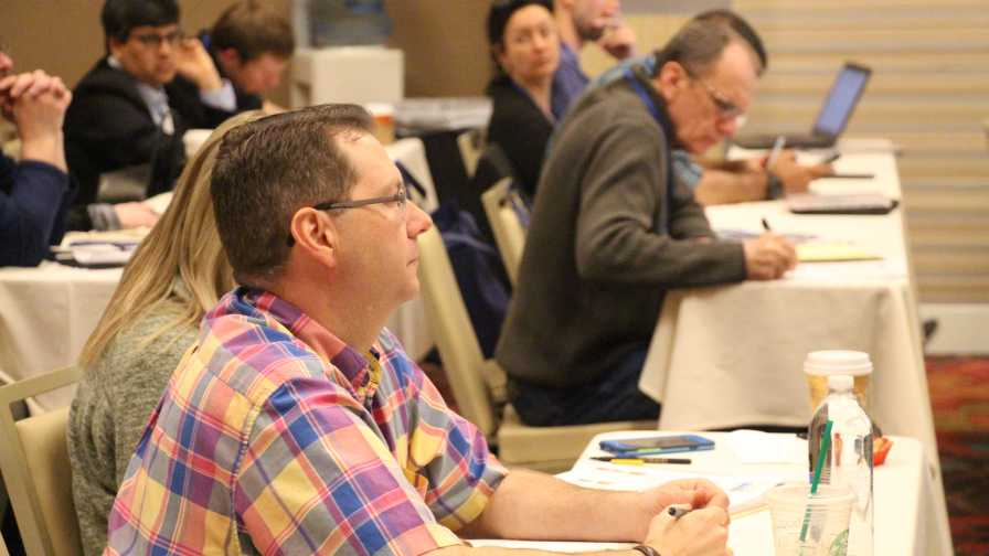 Biocontrols USA West 2017 crowd
