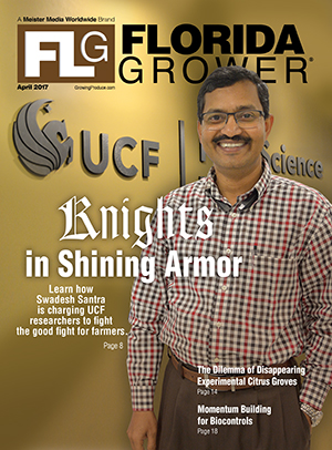 April 2017 Florida Grower magazine cover