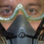 PPE mask and respirator
