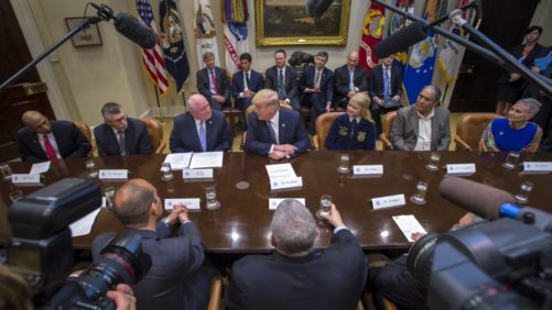 Trump Creates Agricultural Task Force