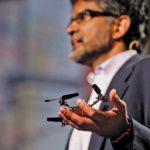 Vijay Kumar giving TED Talk on ag innovation