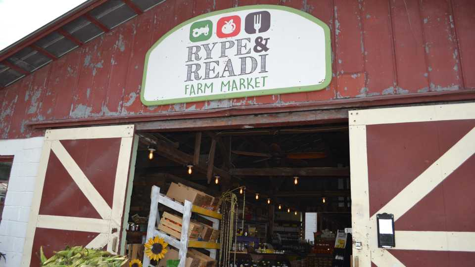 Rype & Readi market in St. Augustine, FL