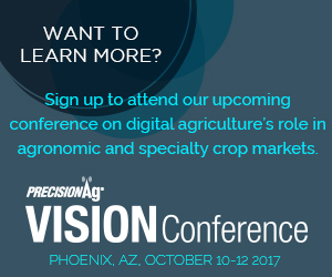 Precision Ag Vision Conference ad