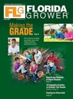 July 2017 Florida Grower magazine cover