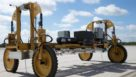 Harvest CROO Robotics mobile strawberry picking platform