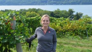 Cornell Graduate Student Earns Grape Disease Research