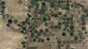 Managing Pivot Irrigation in Drought Areas