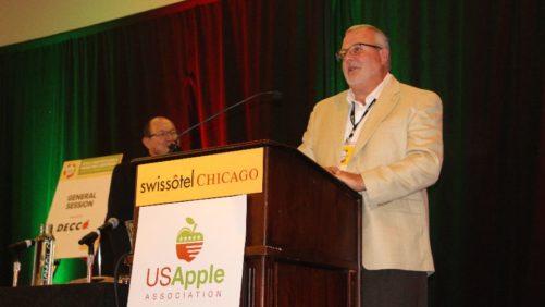 U.S. Apple Crop Forecast Down 8%