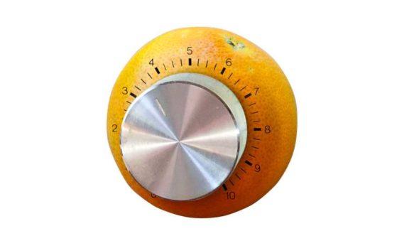 fine-tuning an orange
