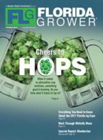 October 2017 Florida Grower magazine cover