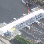 SFWMD Big Cypress Basin pump station following Irma