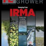 Florida Grower magazine November 2017 cover