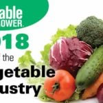 2018 State of the Vegetable Industry