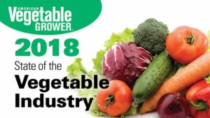 The 2018 State of the Vegetable Industry Survey Is Now Open!