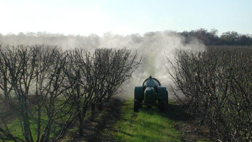 California Limits Pesticide Use Near Schools